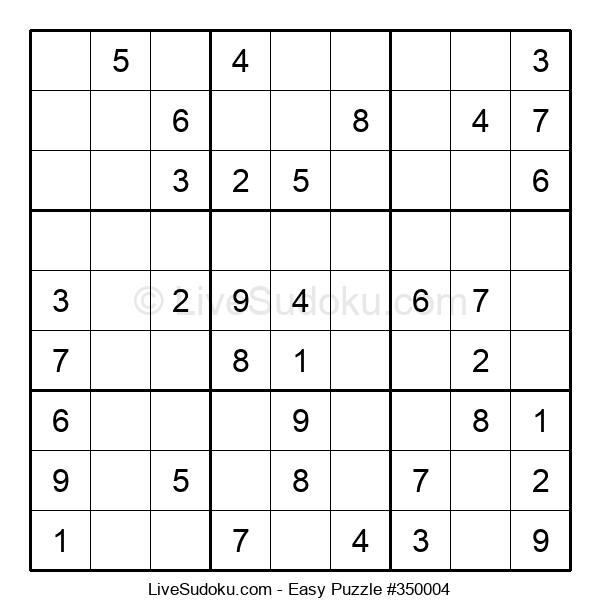 Beginners Puzzle #350004