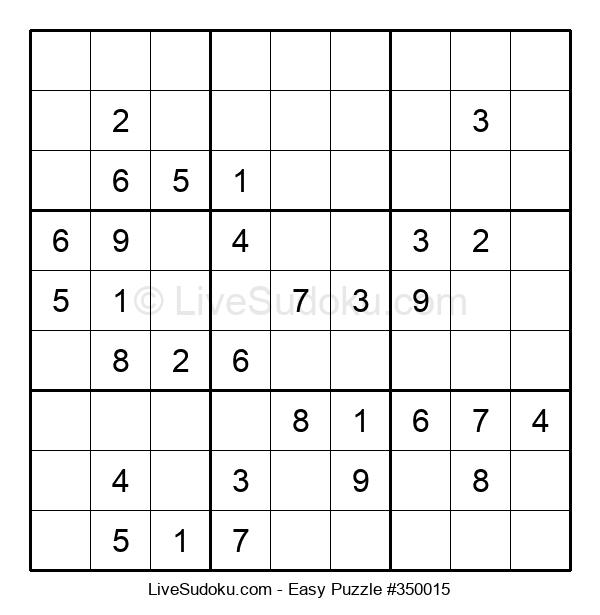 Beginners Puzzle #350015