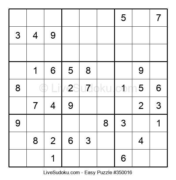 Beginners Puzzle #350016