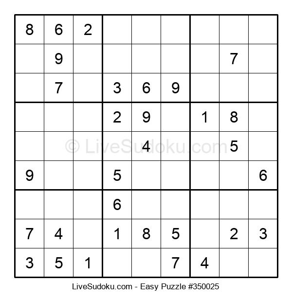 Beginners Puzzle #350025