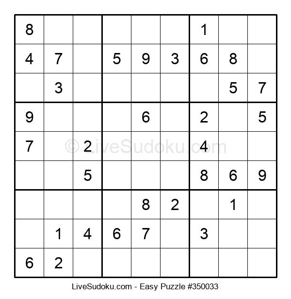 Beginners Puzzle #350033