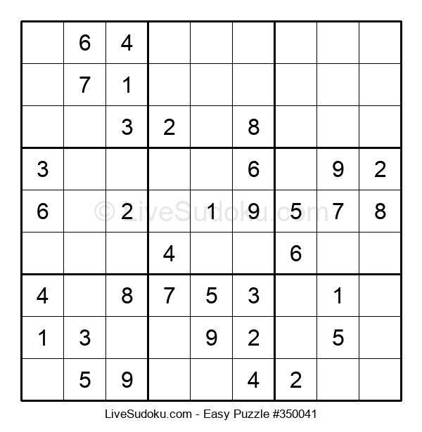 Beginners Puzzle #350041
