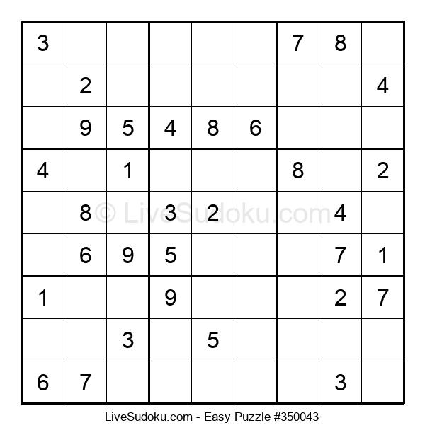 Beginners Puzzle #350043