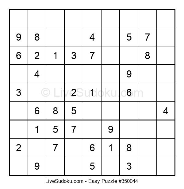 Beginners Puzzle #350044
