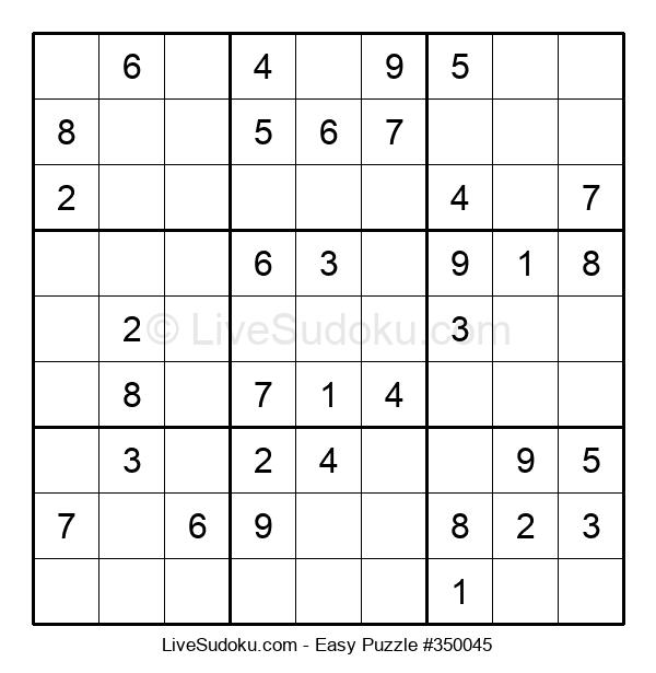 Beginners Puzzle #350045