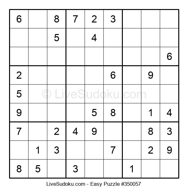 Beginners Puzzle #350057