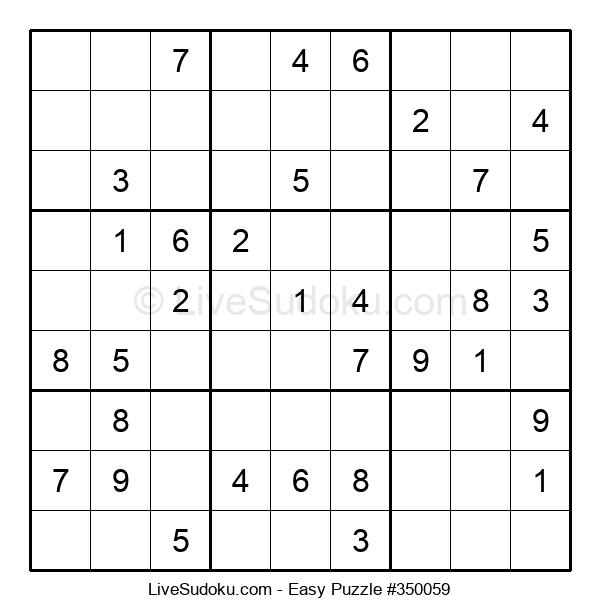 Beginners Puzzle #350059
