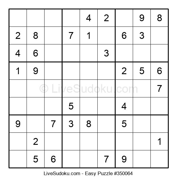 Beginners Puzzle #350064