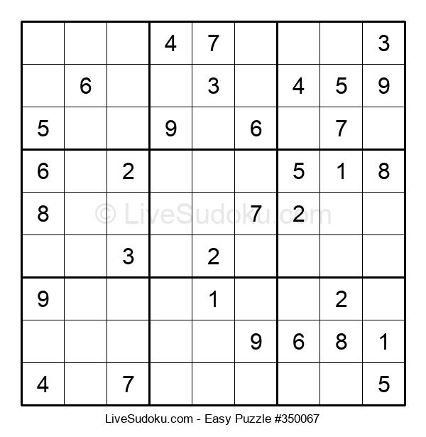 Beginners Puzzle #350067
