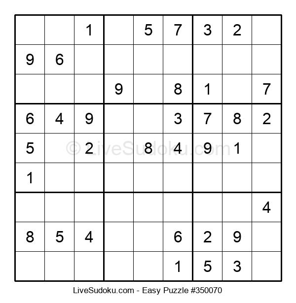 Beginners Puzzle #350070