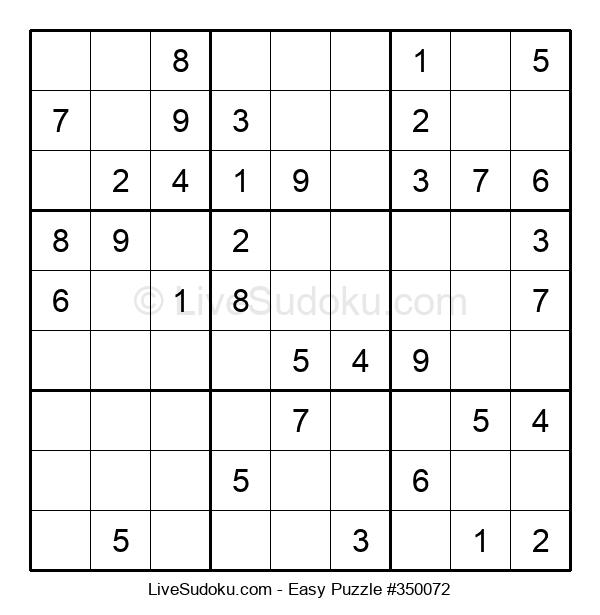 Beginners Puzzle #350072