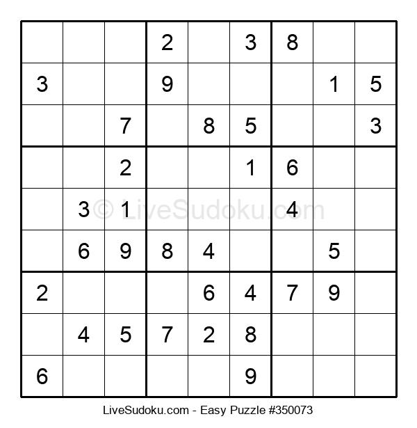 Beginners Puzzle #350073