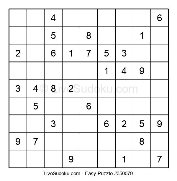 Beginners Puzzle #350079