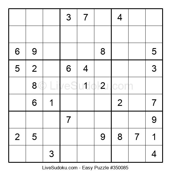 Beginners Puzzle #350085