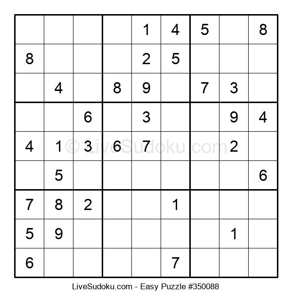Beginners Puzzle #350088