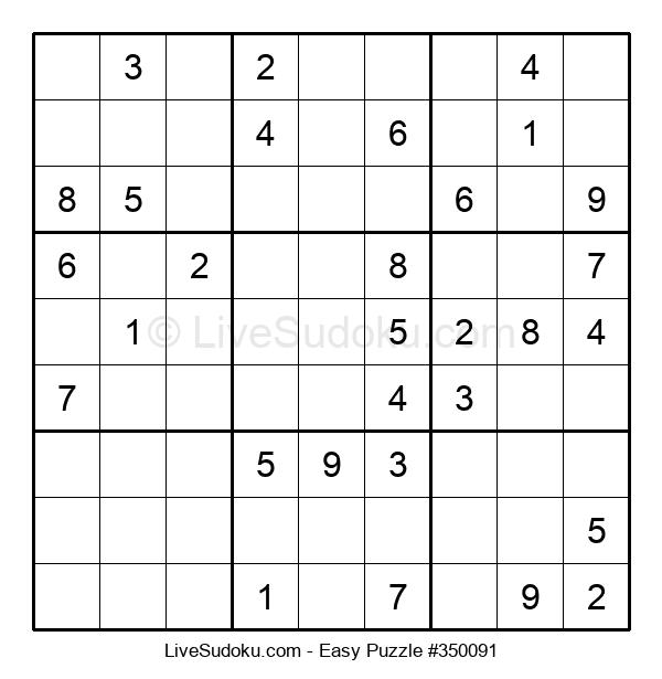 Beginners Puzzle #350091