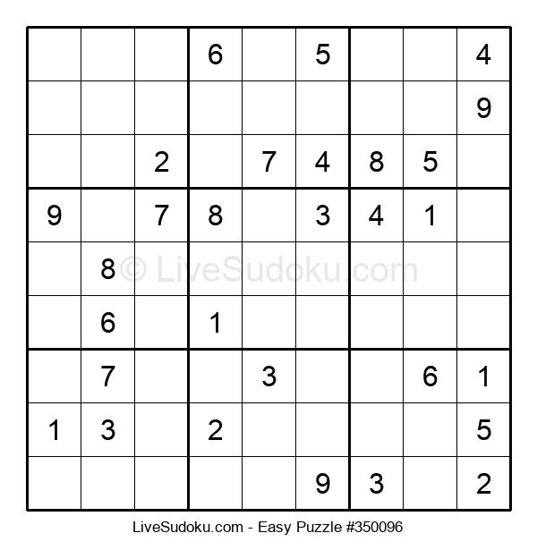 Beginners Puzzle #350096
