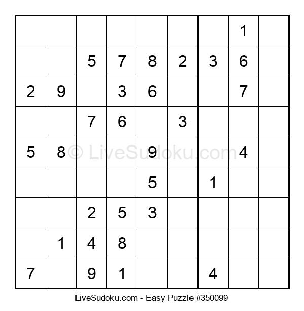 Beginners Puzzle #350099