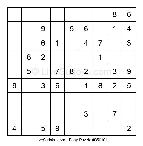 Beginners Puzzle #350101