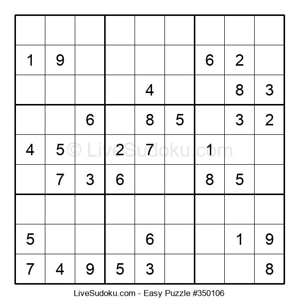 Beginners Puzzle #350106