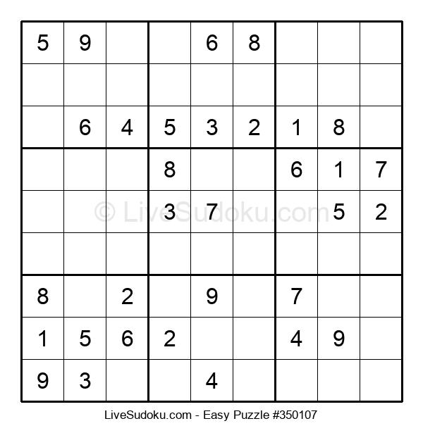 Beginners Puzzle #350107