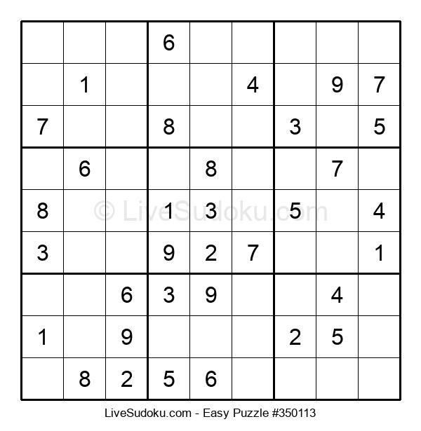 Beginners Puzzle #350113