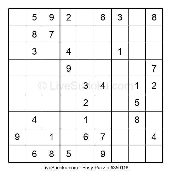 Beginners Puzzle #350116