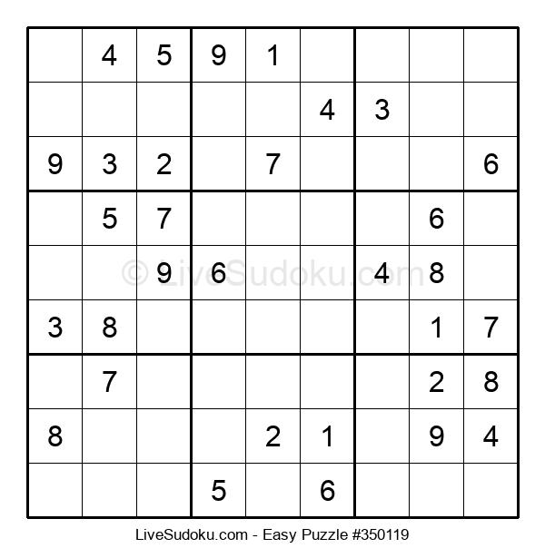 Beginners Puzzle #350119