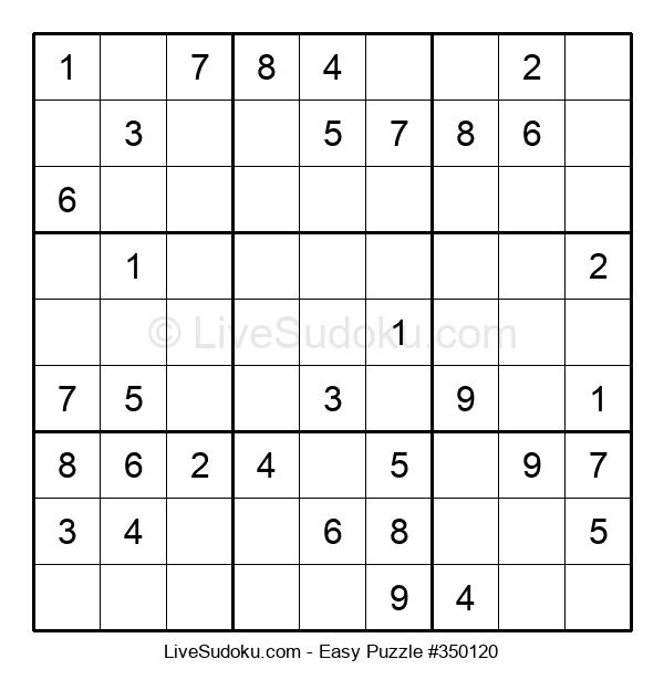 Beginners Puzzle #350120