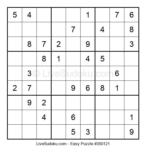 Beginners Puzzle #350121