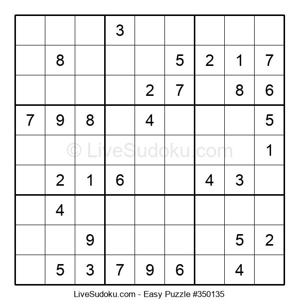 Beginners Puzzle #350135