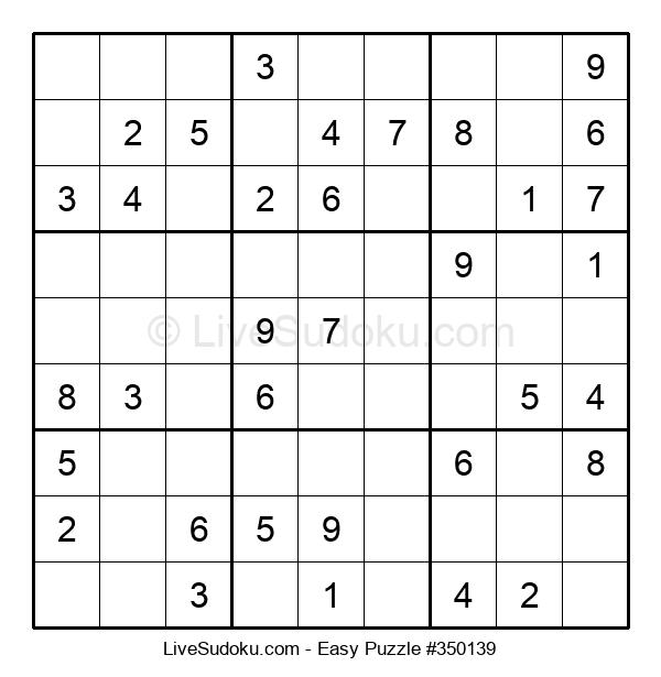 Beginners Puzzle #350139