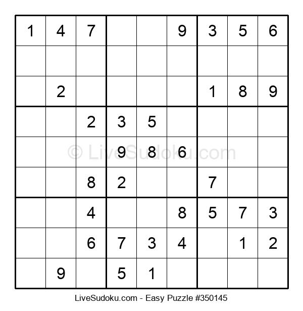 Beginners Puzzle #350145