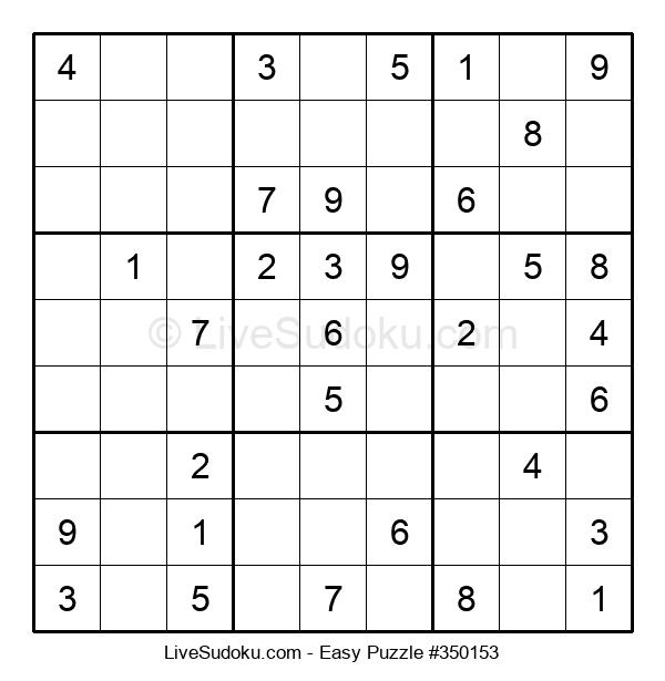 Beginners Puzzle #350153