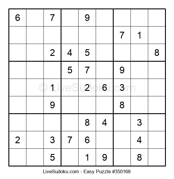 Beginners Puzzle #350168