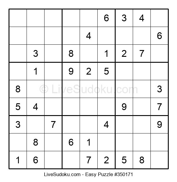 Beginners Puzzle #350171
