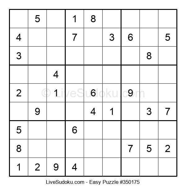 Beginners Puzzle #350175