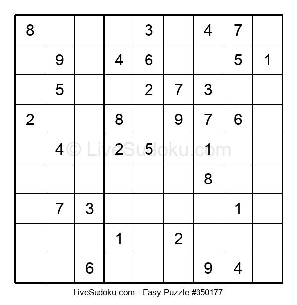 Beginners Puzzle #350177