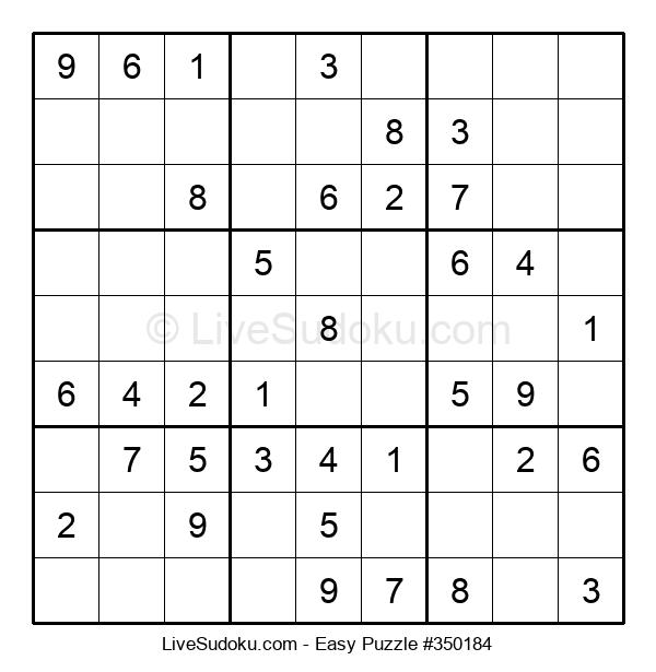 Beginners Puzzle #350184