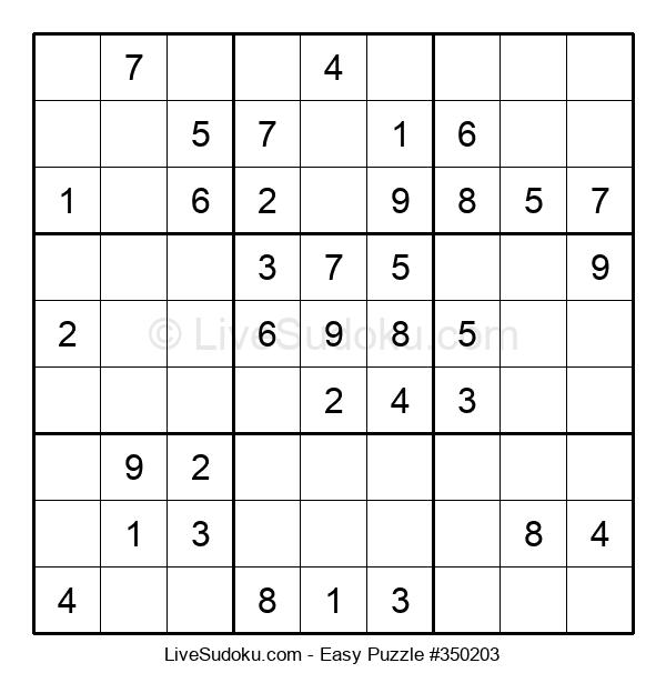 Beginners Puzzle #350203