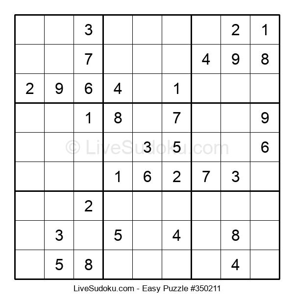 Beginners Puzzle #350211