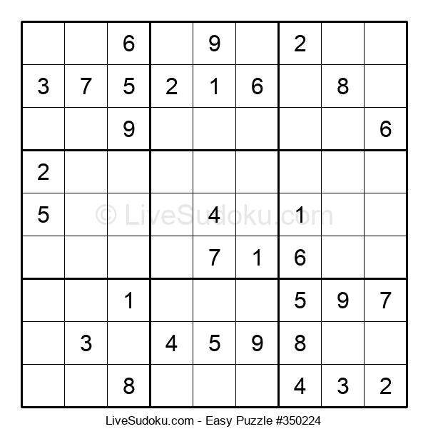 Beginners Puzzle #350224