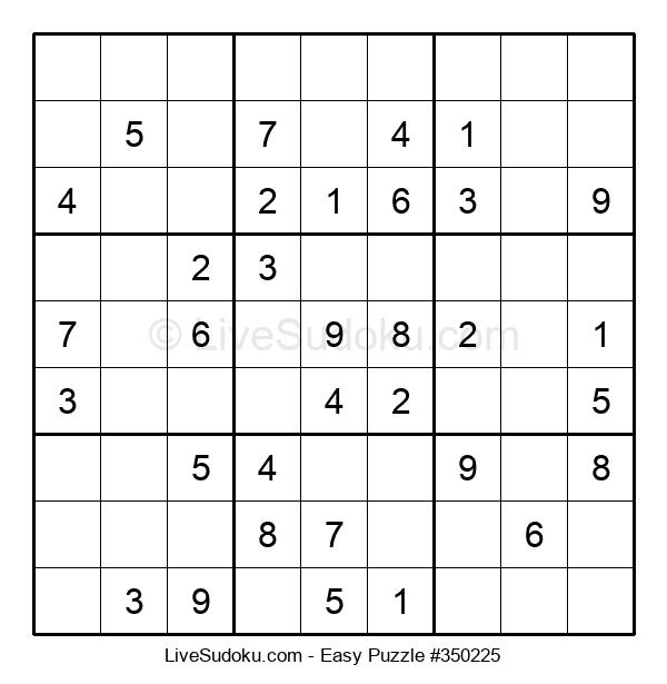 Beginners Puzzle #350225