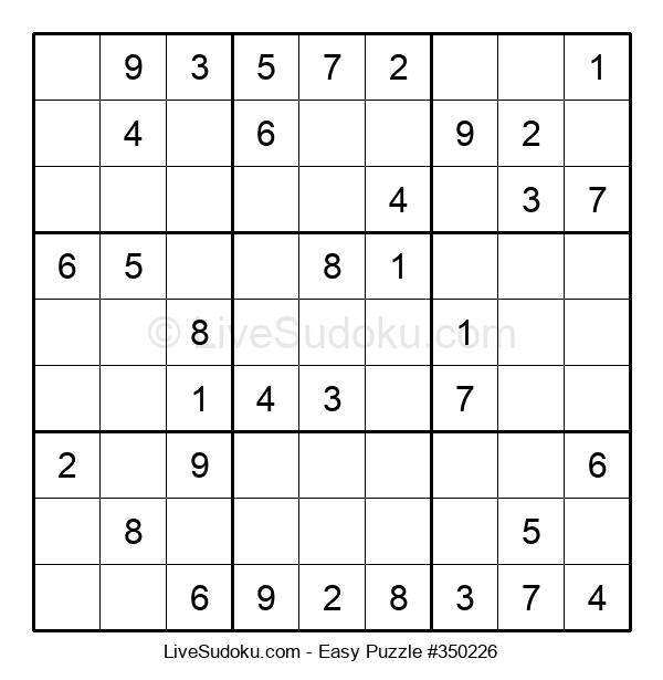 Beginners Puzzle #350226