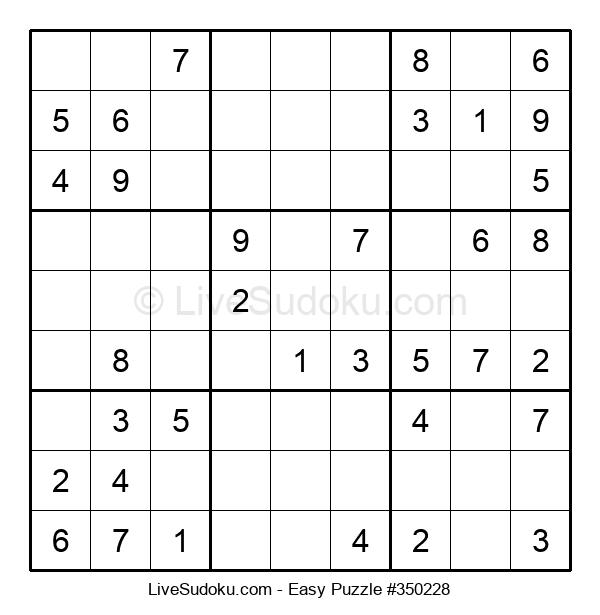 Beginners Puzzle #350228