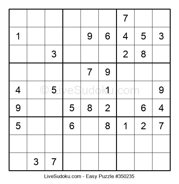 Beginners Puzzle #350235