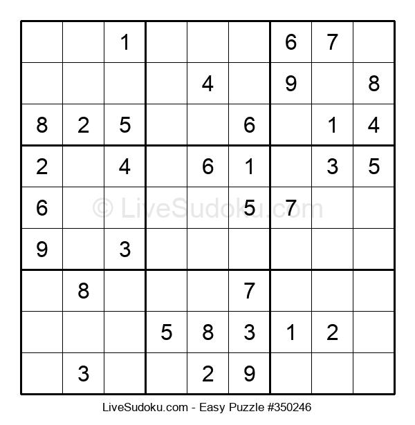 Beginners Puzzle #350246