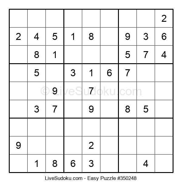 Beginners Puzzle #350248