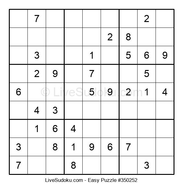 Beginners Puzzle #350252