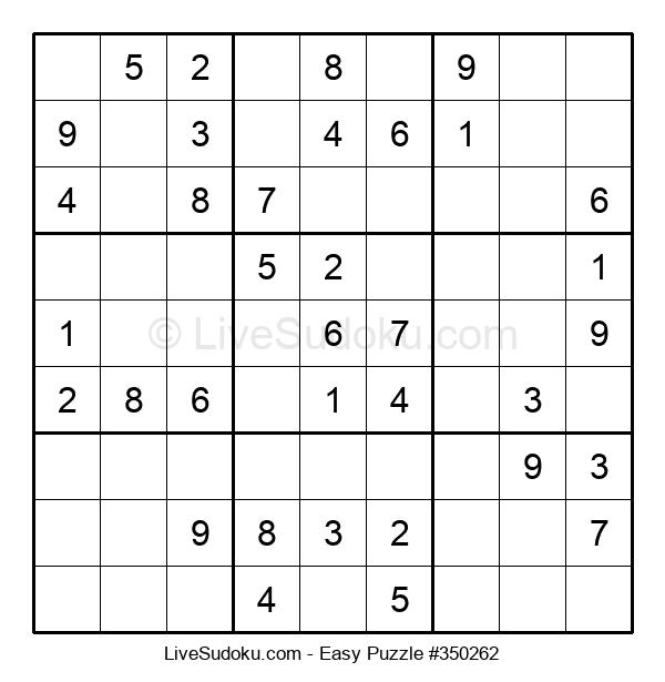 Beginners Puzzle #350262
